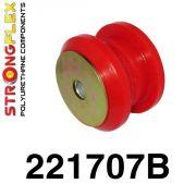221707B: Zadná nápravnica - silentblok uchytenia