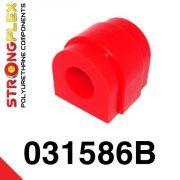 031586B: Zadný stabilizátor - silentblok uchytenia