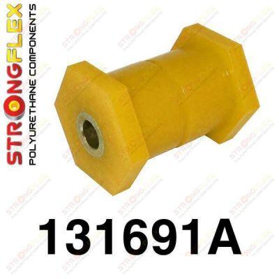 131691A: Zadné vlečené rameno - silentblok uchytenia excentrický SPORT