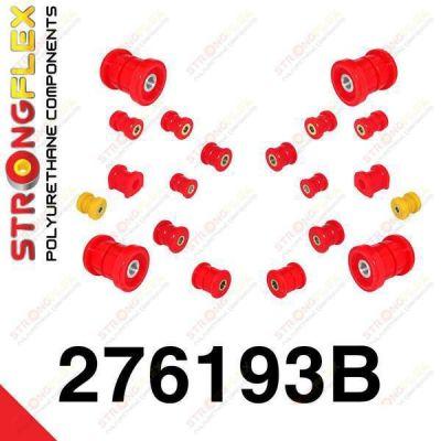 276193B: Sada silentblokov zadnej nápravy