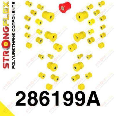 286199A: Sada silentblokov prednej aj zadnej nápravy SPORT
