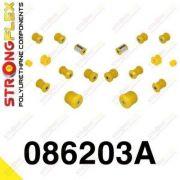 086203A: Sada silentblokov zadnej nápravy SPORT