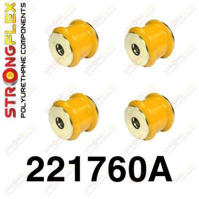 221760A: Zadný stabilizátor - silentbloky tyčky SPORT