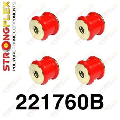 221760B: Zadný stabilizátor - silentbloky tyčky