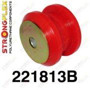 221813B: Zadná nápravnica - silentblok uchytenia 62mm