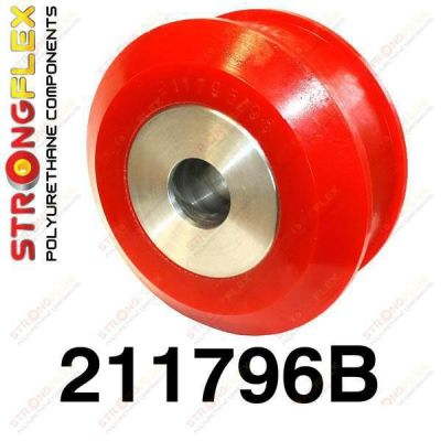 211796B: Zadný Zadný diferenciál - silentblok uchytenia