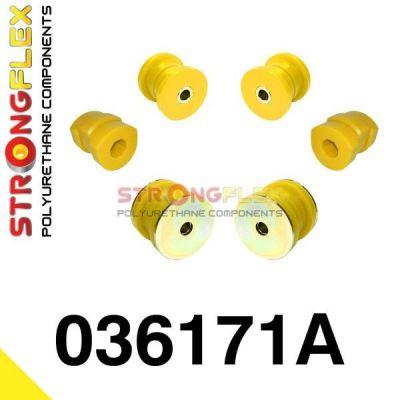 036171A: Predná náprava - sada silentblokov SPORT