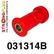 031314B: Zadné vlečené rameno - silentblok uchytenia
