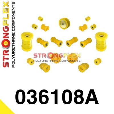 036108A: Kompletná sada silentblokov SPORT