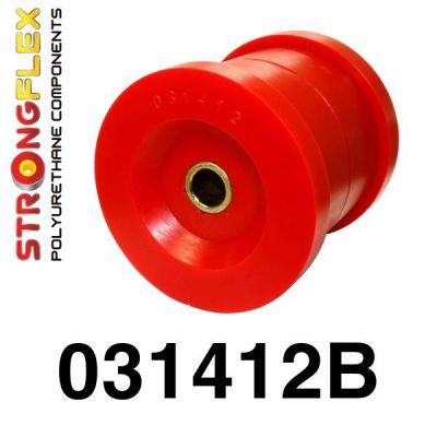 031412B: Zadná nápravnica - silentblok uchytenia