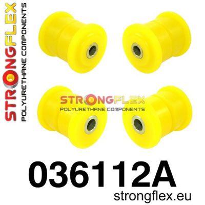 036112A: Zadné spodné rameno - sada silentblokov SPORT