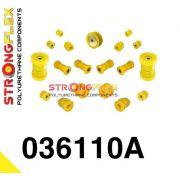 036110A: Kompletná sada silentblokov SPORT