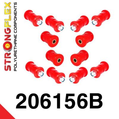 206156B: Sada predného a zadného pruženia