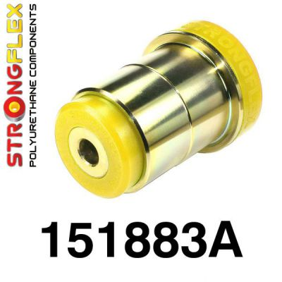 151883A: Zadná nápravnica - silentblok uchytenia SPORT