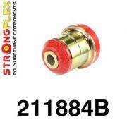 211884B: Predné horné rameno - silentblok uchytenia