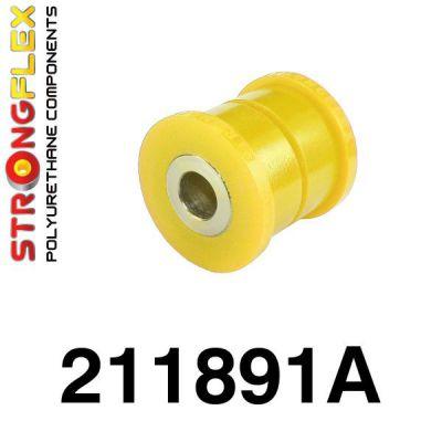 211891A: Zadné vlečené rameno - silentblok uchytenia SPORT
