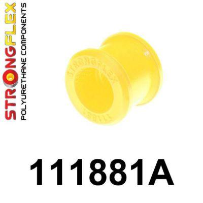111881A: Predný stabilizátor - silentblok tyčky bush SPORT