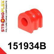 151934B: Predný stabilizátor - silentblok uchytenia